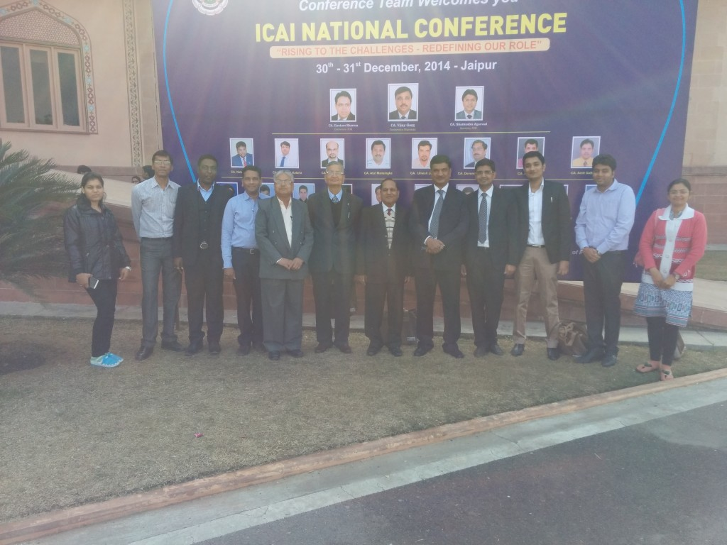 ICAI National Coneference, Jaipur (1)